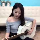 歡迎追蹤我的Weibo :花兒-林佳音 http://weibo.com/u/5692778099 好吧! 中秋節來個驚喜吧!🙈🙈🙈 偷偷告訴你們 我開始練吉他了 🎸 然後我的入門歌曲就選 《你 好不好》吧~ 還很弱,第一次錄吉他彈唱覺得羞羞,雖然只有短短的副歌但我大概錄了一百次😂😂