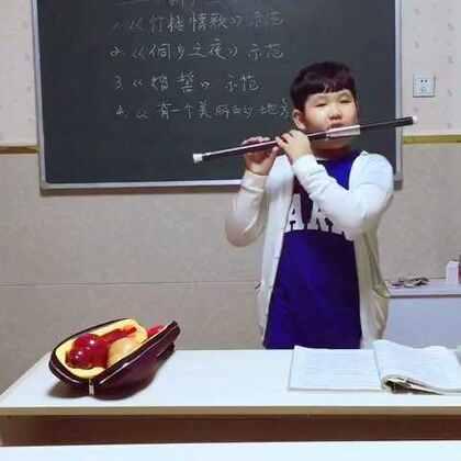 视频侗乡之夜葫芦丝曲谱