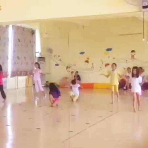 得美藝術中心基礎班孩子舞蹈good time - .沫。