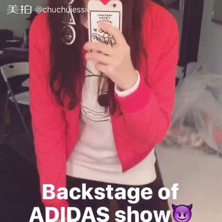 #adidas##fashionshow##model##shanghai#