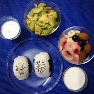 #早饭是一种态度##吃秀#我一周的早饭!#我是吃货我自豪#