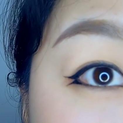 你想化的眼线这都有!10种眼线画法,从基础开始画给你看,一步一步的眼线转化其实就是那么简单,内眼线-普通外眼线-小恶魔眼线-全包眼线-下眼线等统统都有哦~~(一口气学会所有需要的眼线)#眼线##眼妆##美妆#