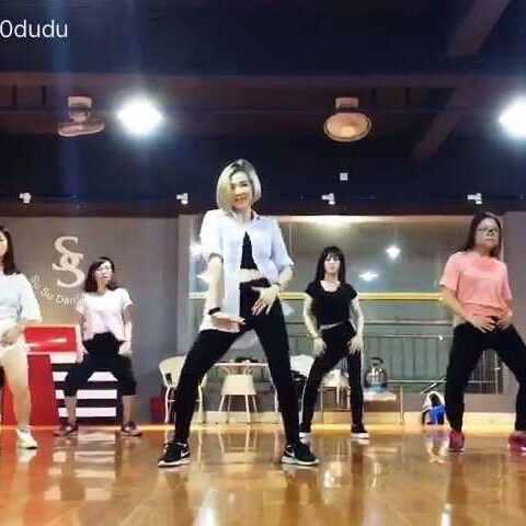 (watch me work)舞蹈教学…简单容易学,比较适
