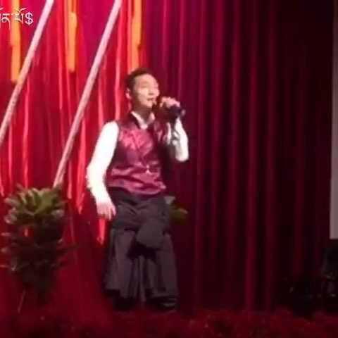 藏族歌手 谢旦老师 2016新歌现场 微笑 藏族歌手玉则 泽仁 的美拍