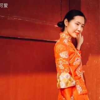 #手机摄影#不需要单反🙅🏻不需要化妆师🙅🏻看马可爱⑤步教你,怎样用手机拍出霸气#中国风#🇨🇳!这次女王大人真的美翻啦😎👏#oppo手机#