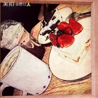 #戒不掉的下午茶##照片电影##我是吃货我自豪##美食# 超级喜欢吃的我,现在在苦逼的上班,用照片做成视频解解馋吧😂