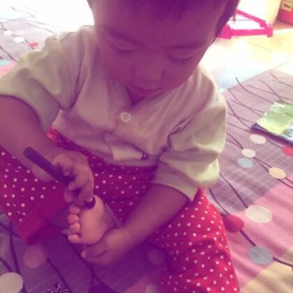 #宝宝成长日记#宝贝的照片#自拍#