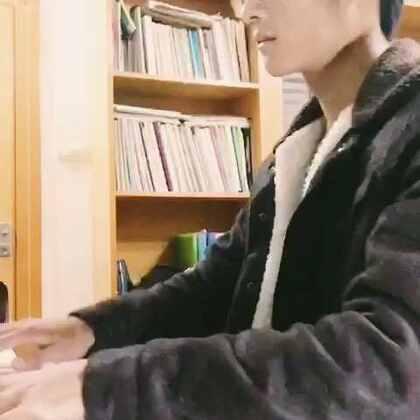 给我一首歌的时间 Jay 钢琴 C.h#自拍##音乐#
