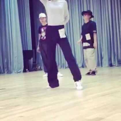 范范跳舞越来越好看了🙈
