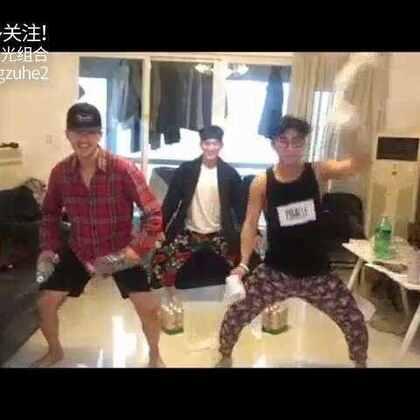 """不要做""""闲""""鱼~跟我跳起来#挑战跳高舞##我要上热门##舞蹈一分钟##jumping##男神# @美拍小助手"""