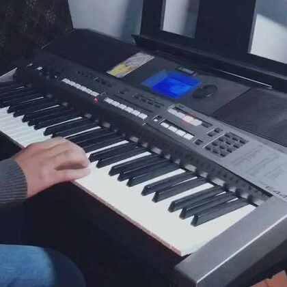 #电子琴#《一剪梅》改编版