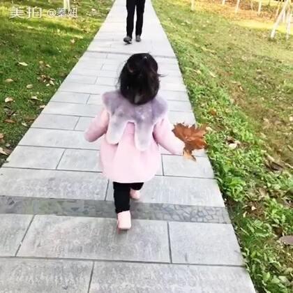奔跑的小兔子😍#宝宝#