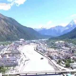 航拍 西藏林芝-波密-色季拉美景[高清完整版]「不必在乎目的地,只在乎沿途风景」#航拍##无人机#素材不是太多,有待收集,请大家支持勿喷哦😊
