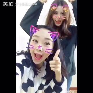 #可爱颂2#➕#朱碧石模仿大赛# 我竟然可以这么可爱...还丑的这么极致...笑哭了😂😂😂#SNOW相机# http://snowcam.cn/install