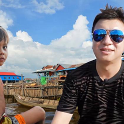 在柬埔寨发现一片水上的森林,犹如世外桃源!#郑实柬埔寨五天四晚游#DAY3,🎉🎉关注+评论+转发,下周二晚8点郑实直播抽取四名粉丝分别送300元现金!#旅行#👉如果想看十分钟版本的节目,关注微信:Hi走啦