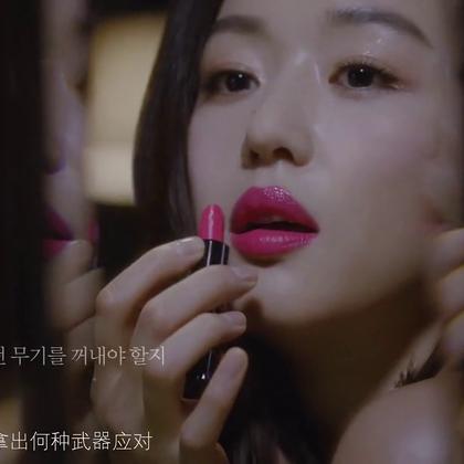 #全智贤#太有魅力了~完全被迷住了!#创意广告##美妆时尚#