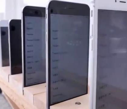 要多少部Iphone才能挡得了一颗子弹?