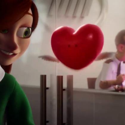 创意动画短片:给予大于要求.😃😃😃如果每个人都充满爱心,世界将多么美好!