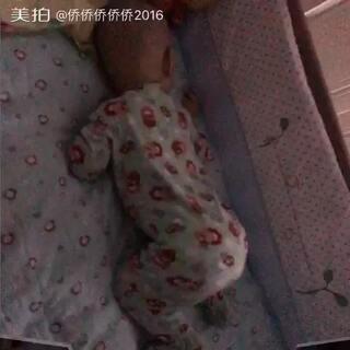 #宝宝#七个月十九天#萌宝睡姿大pk#