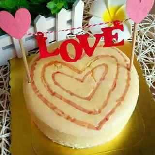 #美食##甜品##生日快乐#亲爱的生日快乐😘😘😘