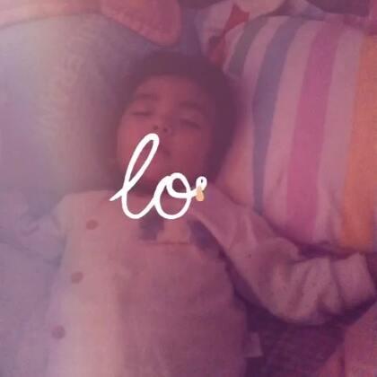 #萌宝宝#这睡觉从来不盖被子#宝宝#