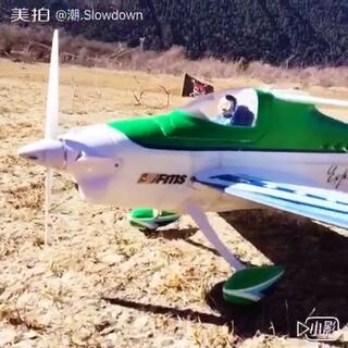 全新「F3A特技机」组装及外场拍摄🛩迎接新飞机😘