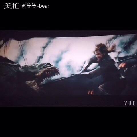 【笨笨-bear🎀美拍】长城~#电影##长城#