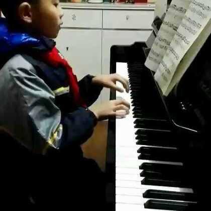 河北民歌《对花》🌸🌸蒋靖涵钢琴演奏!