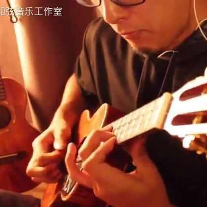 《前前前世》尤克里里指弹:渡边海智 我的新晋男神😝#你的名字##尤克里里##音乐#