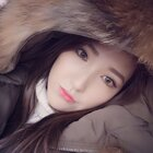 韩国这么冷~好想我南方的艳阳天😂