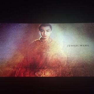 期待了好久好久的长城 马来西亚终于上映啦✌️#长城##王俊凯#