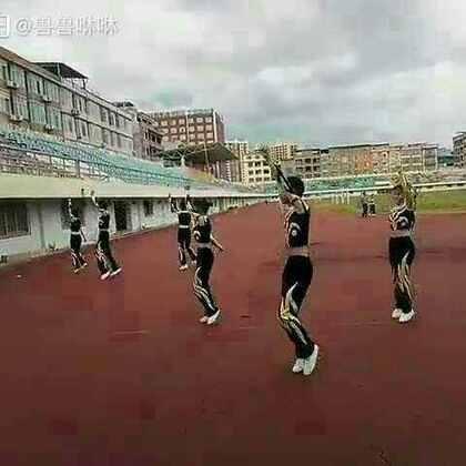 #舞蹈#😂😂之前去桂林比赛训练时的视频#健美操#
