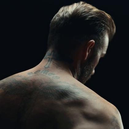 贝克汉姆的纹身
