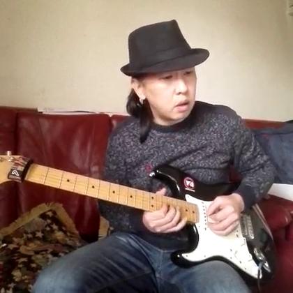 Blues即兴,祝大家新年快乐!🎉🎉🎉#吉他##Blues##2017第一个视频自拍#