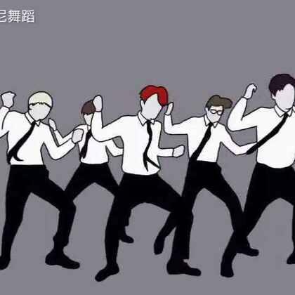 #欧尼舞蹈##防弹少年团##DOPE##漫画MV#《BTS-DOPE》漫画版本.✨