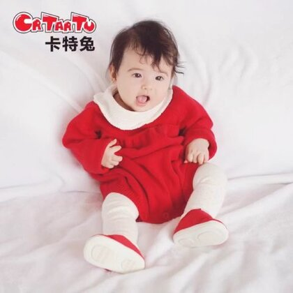Sylvia拍摄的卡特兔学前鞋上线啦。#宝宝#