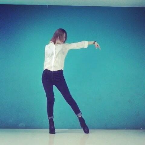 【饭饭✨Twinkle✨美拍】✨因为你-afrer school✨#舞蹈#...