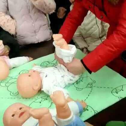 #宝宝#被动操第七节继续更新了!😘😘