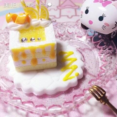 【♡柒夏小仙女💭-美拍】#手工##我要上热门#Lemon朵朵蛋...