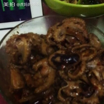 @就爱吃怎么办🍔大能能 @能妈妈🏀 我的最爱八爪鱼和鸡爪,好吃的不要不要的^_^