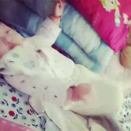 运动开始😁😁#宝宝##随手美拍#