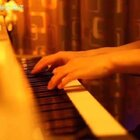 《让一切随风》钢琴版