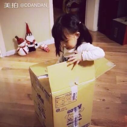 爸爸带娃 废物利用#r熙和爸爸##r熙25个月#+28#宝宝#