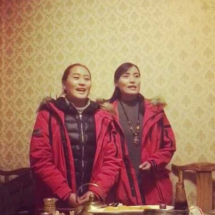 洛隆民间艺术团歌手,演唱腾飞的昌都简直太精彩 #我要上热门##绝对原生态##我要上热门#