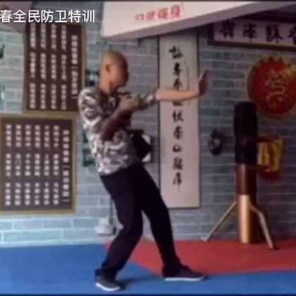 #咏春#散手练习#圈,膀,劈,切,刺,印,削,勾,偷,漏,搭,沉,标