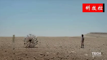 阿富汗发明家发明的排雷器#涨姿势#
