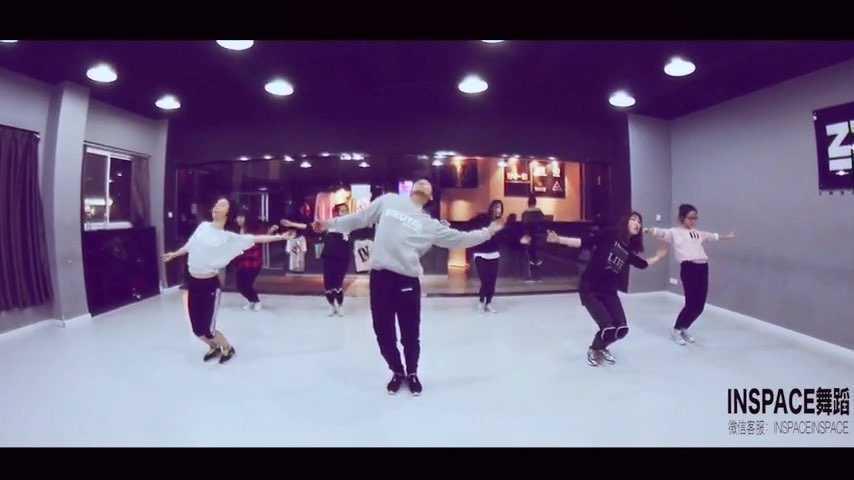 ... 舞蹈##爵士舞# - 舞蹈视频 - INSPACE舞蹈工作室的美拍
