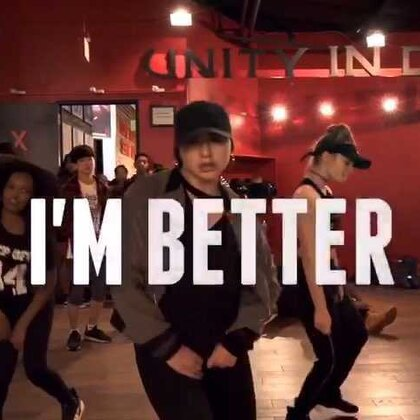 Missy Elliott - I'm Better ft Lamb - Choreography by Phil Wright 更多精彩#舞蹈#视频请关注微博👉http://weibo.com/u/1908326275