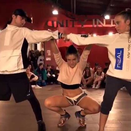 Missy Elliott ft Lamb - I'm Better - Willdabeast Adams Choreography #舞蹈#