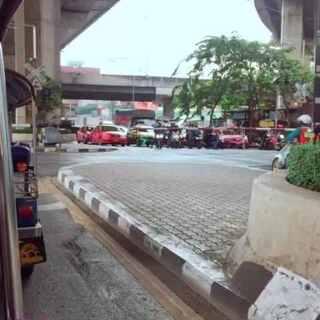曼谷街头#泰国曼谷#